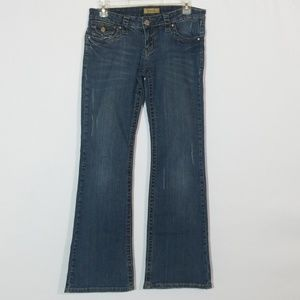 STS Blue Distressed Jeans Size 5